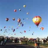 Albuquerque Balloon Fiesta 2021