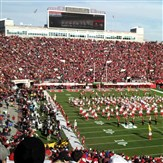 Husker Football Game
