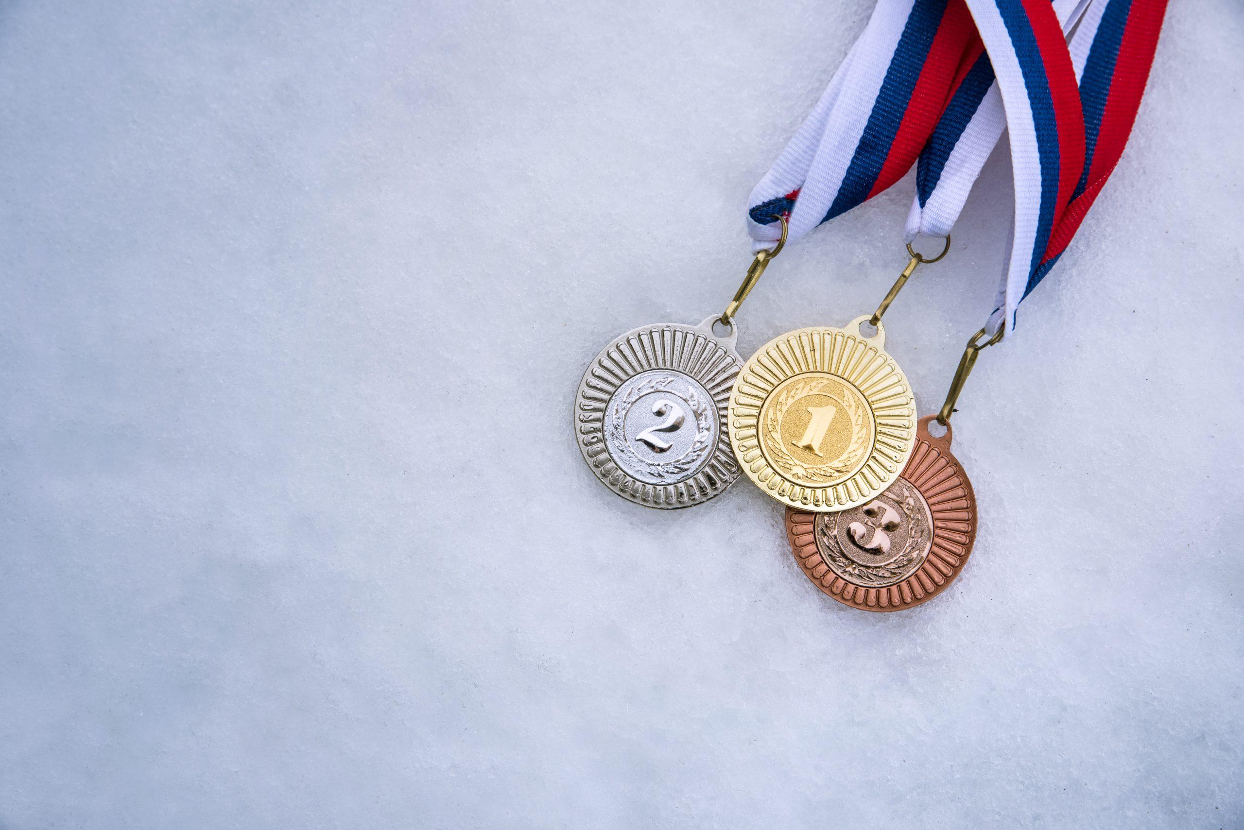 Colorado Springs--Go For The Gold