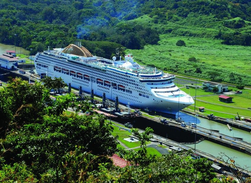 Panama Canal RT Cruise with Princess